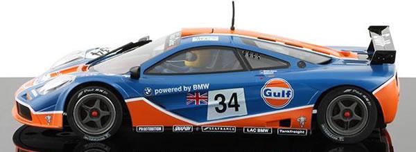 Mr Slotcar: la McLaren F1 GTR débarque en France