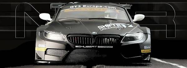NSR: La BMW Z4 black présentation Blancpain séries 2011