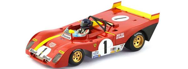 SRC: La Ferrari 312PB Coda Lunga Monza 1000Km 1972