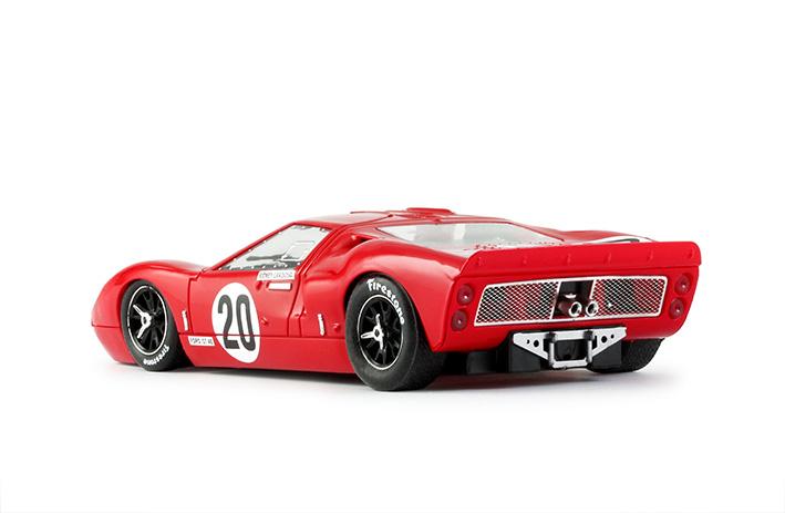 Ford GT40 MKI #20 Rio De Janeiro 1969 - SW Shark 20K - 0020SW