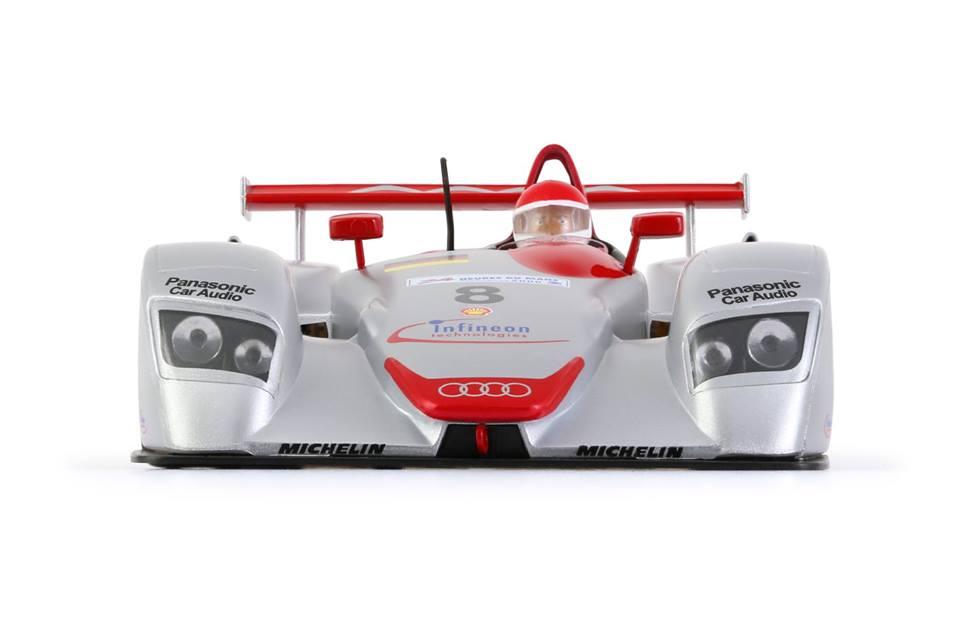 Slot it: L'Audi R8 LMP Le Mans 2000 SI-CW19