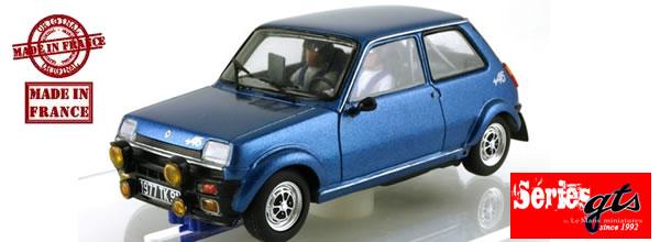 Le Mans miniatures: Un kit de la Renault 5 Alpine Gr2