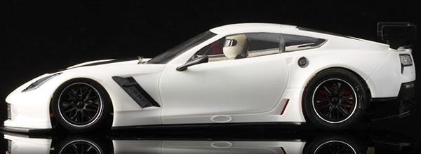 NSR Slot: Une particularité sur le châssis de la Corvette C7R