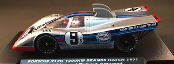 SlotWings: Porsche 917k #9 1.000 kms Brands Hatch 1971