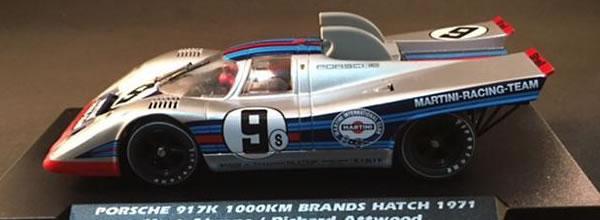 SlotWings: Porsche 917k #9 1.000 kms Brands Hatch 1971