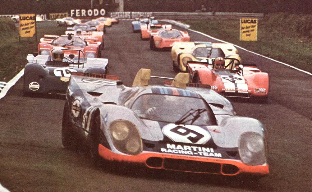 SlotWings: Porsche 917k 1.000 kms Brands Hatch 1971