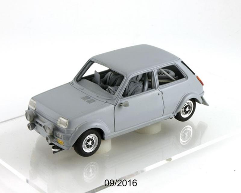 Renault 5 Alpine Gr2 Kit 1/32ème ref. GTS132003K