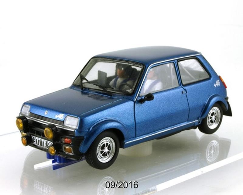 Suggestion de présentation - Renault 5 Alpine Gr2 Kit 1/32ème ref. GTS132003K
