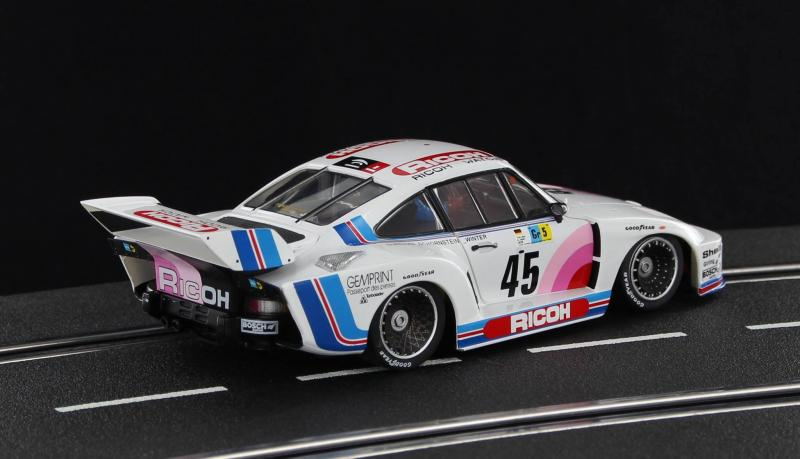 sideways la porsche 935 k2 ricoh kremer le mans 24hrs 1978 l tratslot. Black Bedroom Furniture Sets. Home Design Ideas