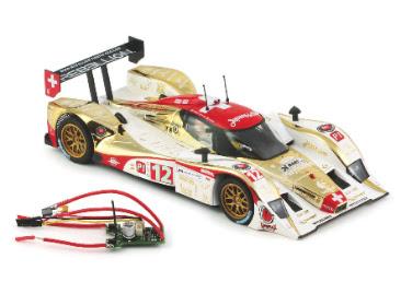 SI-CA22DO2 Lola B10 / 60 LMP # 12 Le Mans 2010.