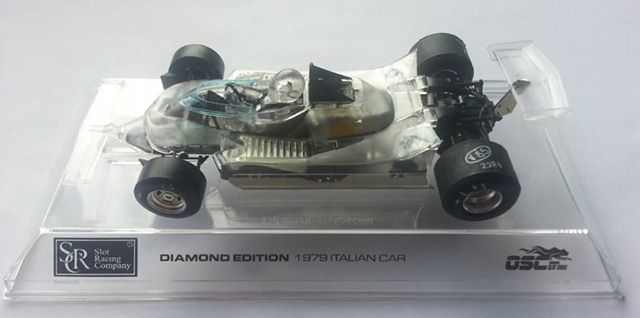 La Ferrari 312 T4 Version Diamond Edition SRC-02207