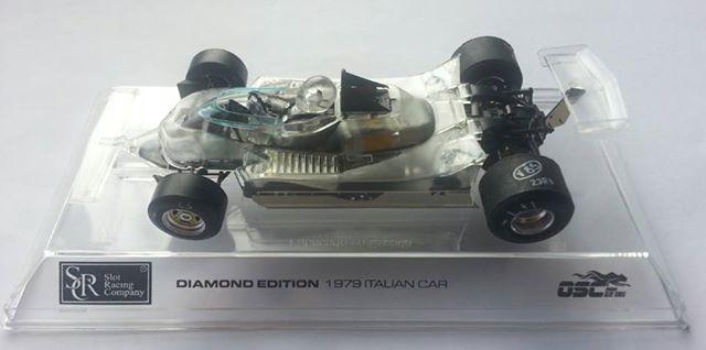 La Ferrari 312 T4 Version Diamond Edition SRC-02207
