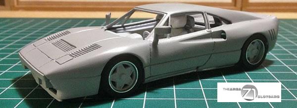 Aera71 Slotcars: Ferrari 288 GTO «Clubsport Edition»