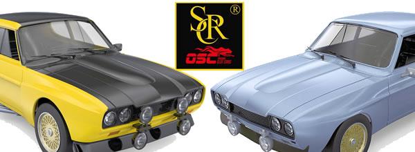 """SRC&OSC: les photos du chassis de la Ford Capri RS """"Chrono"""""""