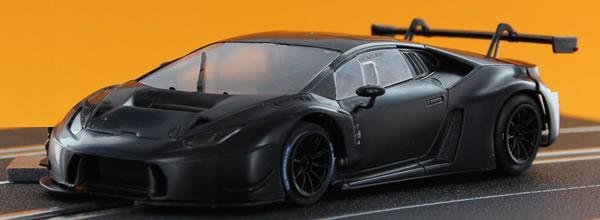 Sideways: La Lamborghini GT3 Huracan pour le slot s'approche des pistes