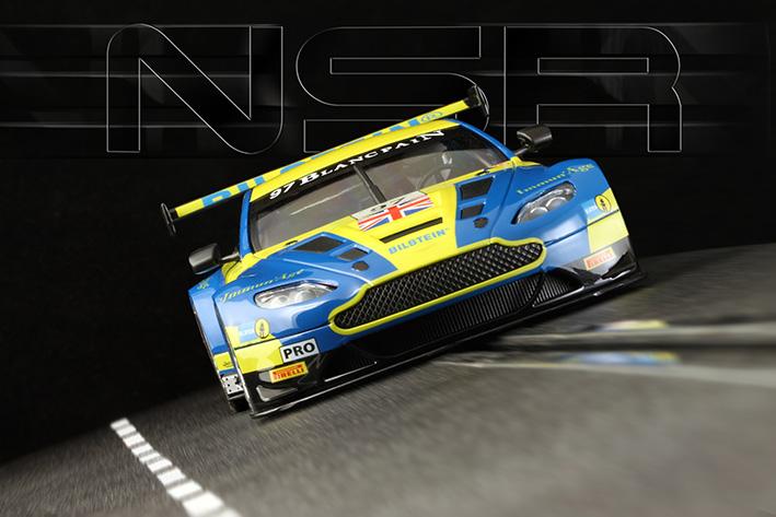 NSR Slot: ASV GT3 Bilstein Blancpain # 97 - 0027AW