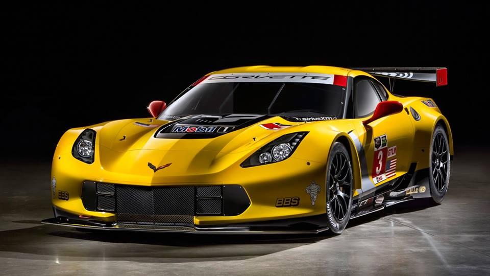 Scaleauto: Une Corvette C7R en 2017 pour le slot racing