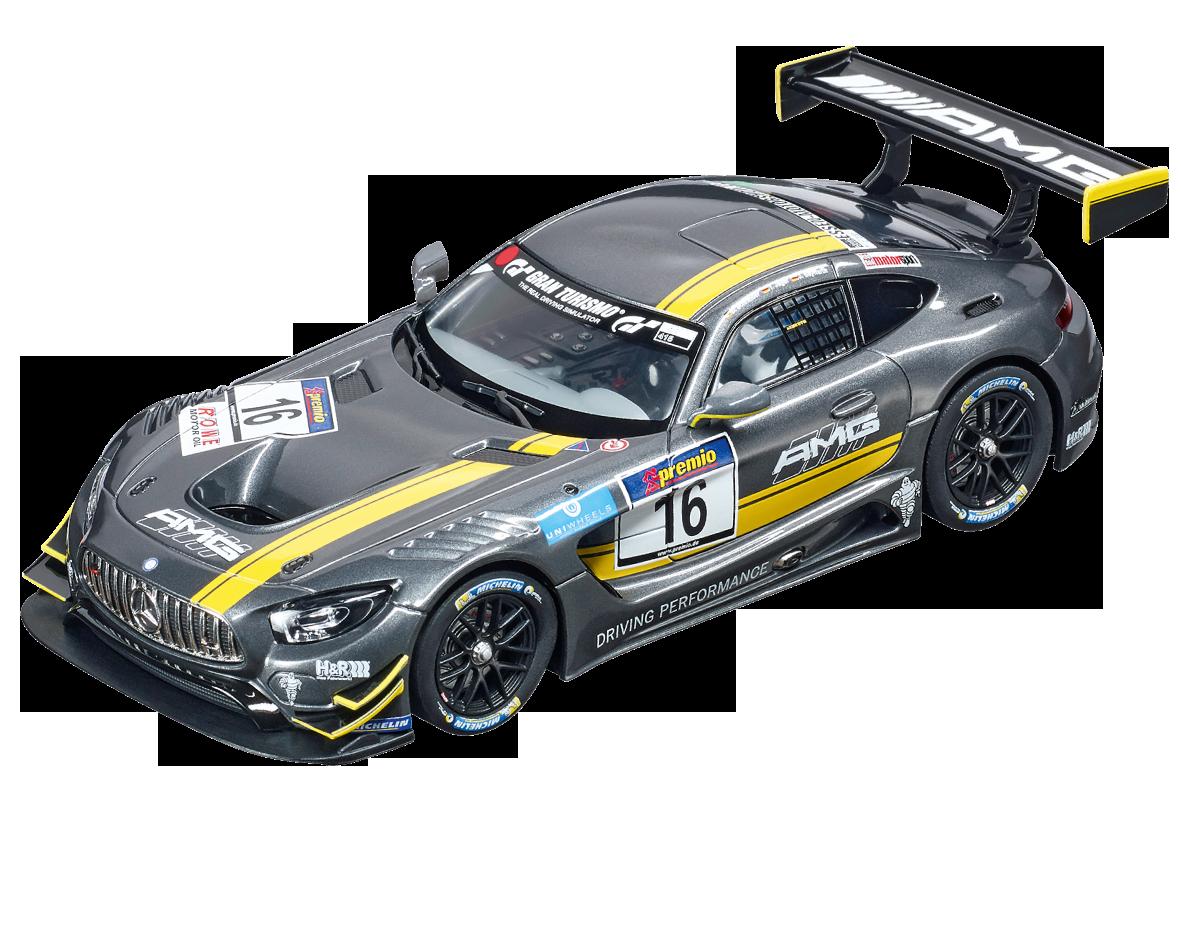 """Mercedes-AMG GT3 """"No.16"""" Carrera DIGITAL 132 30767"""