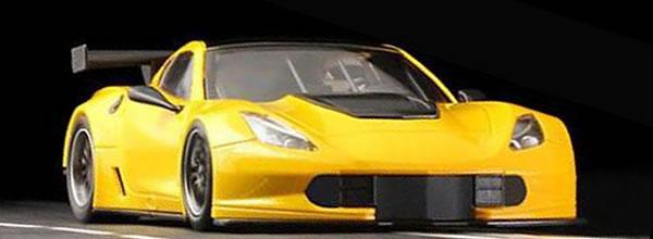 NSR Slot: La Corvette C7R Gt3 LMS Test