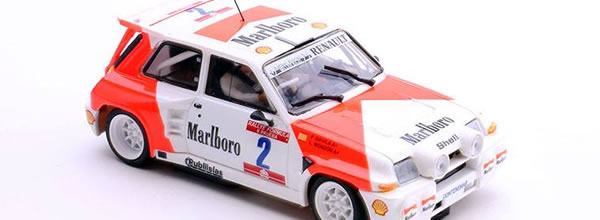 Team Slot: la Renault 5 Maxi Turbo Marlboro #2