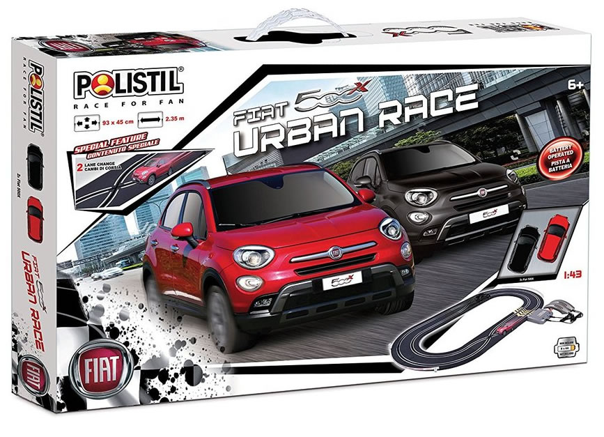 1/43 Urban Race Set 2,35 m (Oval)