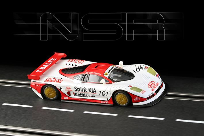Mosler MT900 R EVO 3 Blancpain Sprint Series 2005 # 101 référence 0030AW