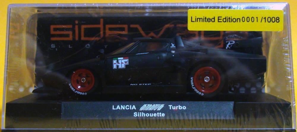 Lancia Stratos Gr5 Sideways