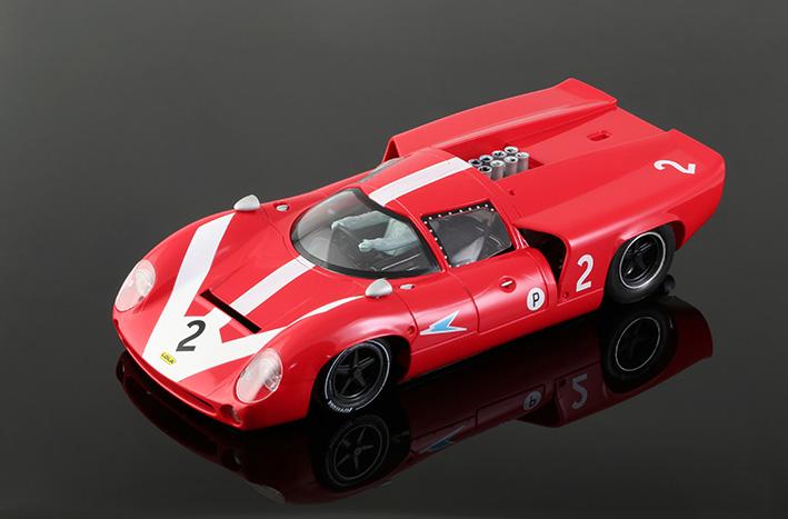 Lola T70 MKIII ThunderSlot