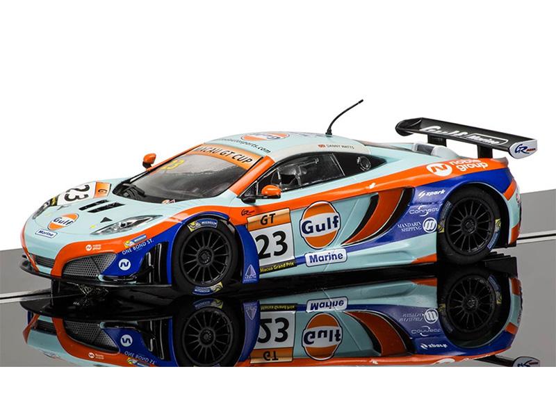McLaren 12C GT3 Macau GT Cup 2014 No 23 Scalextric