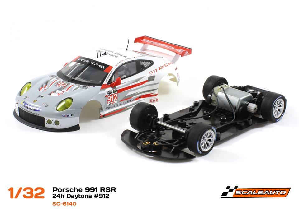 Porsche 911 GT3 RSR Homeseries