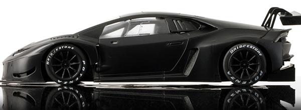 Sideways: Des détails sur le châssis de la Lamborghini GT3 Huracan