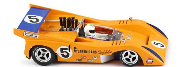Slot it: La McLaren M8D #5 Can-Am 1970 CA26e