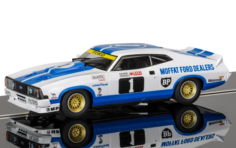 Scalextric C3741 - Ford Falcon XC - 1978 Bathurst 1000