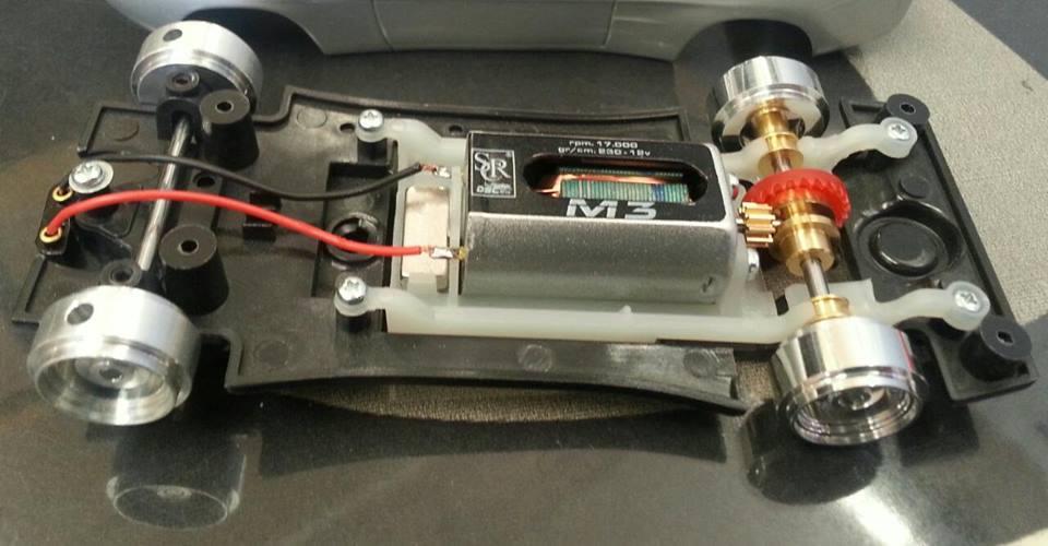"""SRC&OSC: les photos du chassis des Ford Capri RS """"Chrono"""""""