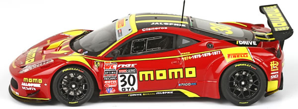 GT3 Italia Momo Red 2015 Black Arrow