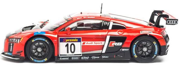 "Carrera: l'Audi R8 LMS ""Audi Sport Team #10"""