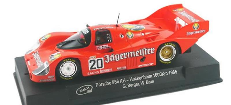 PORSCHE 956 KH 1000km Hockenheim 1985 (Berger-Brun) SiCa09h