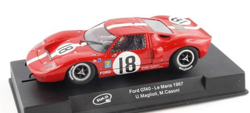 FORD GT40 LM 1967 (Magioli-Casoni) SiCa18e
