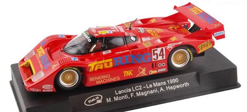 LANCIA LC2 Le Mans 1990 (Monti-Magnani-Hepworth) SiCa21f