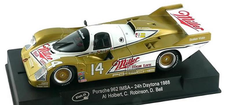 PORSCHE 962 IMSA 24H Daytona 1988 (Holbert-Robinson-Bell) SiCa25e
