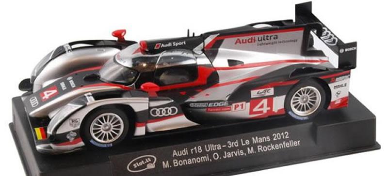 AUDI R18 ULTRA Le Mans 2012 (Bonanomi-Jarvis-Rockenfeller) SiCa38a