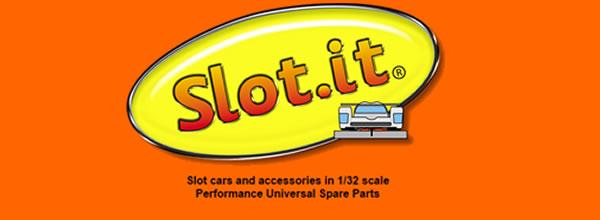 Slot.it: Les prévisions des sorties Slot Cars