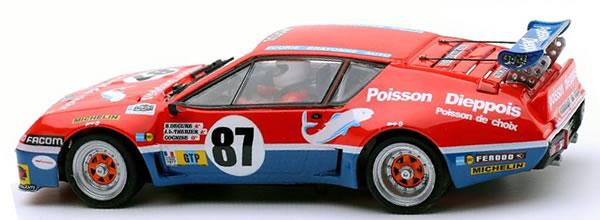 TeamSlot L' Alpine Renault A310 LM Poisson Dieppois