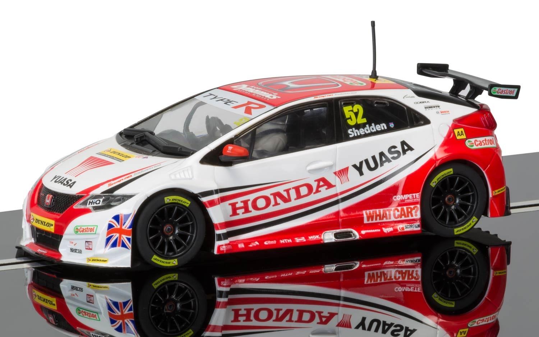 BTCC Honda Civic Type R - pilote Gordon Shedden (2015) référence C3783