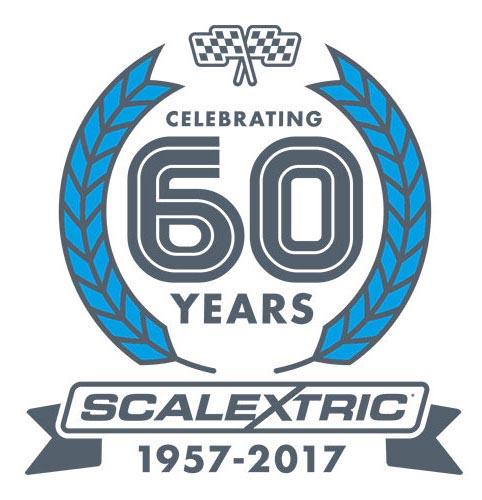 Scalextric: Une collection anniversaire pour les 60 ans de la marque