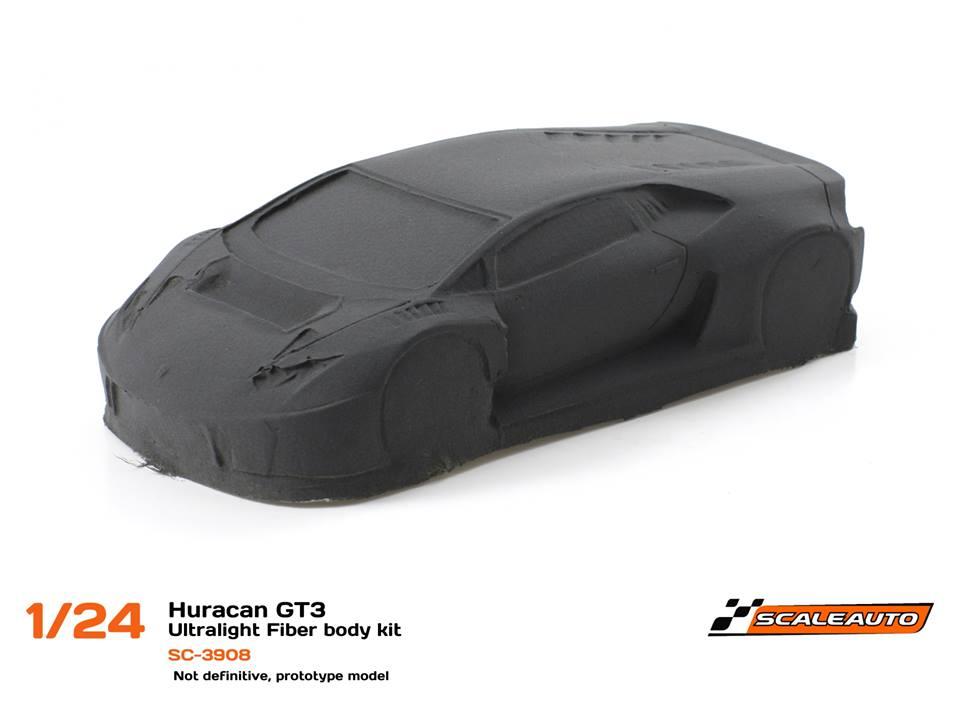 SC-3908 Lamborghini Huracan GT3 Body Kit Ultralight