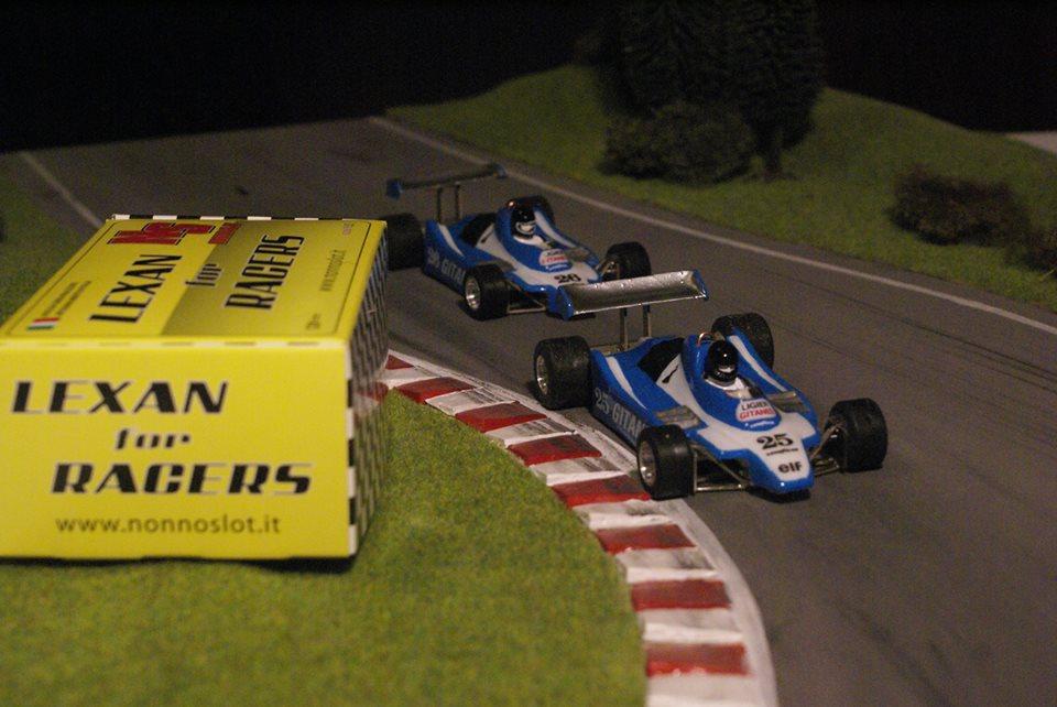 Nonno Slot: Les Ligier JS11 1979 de Icks et Laffite