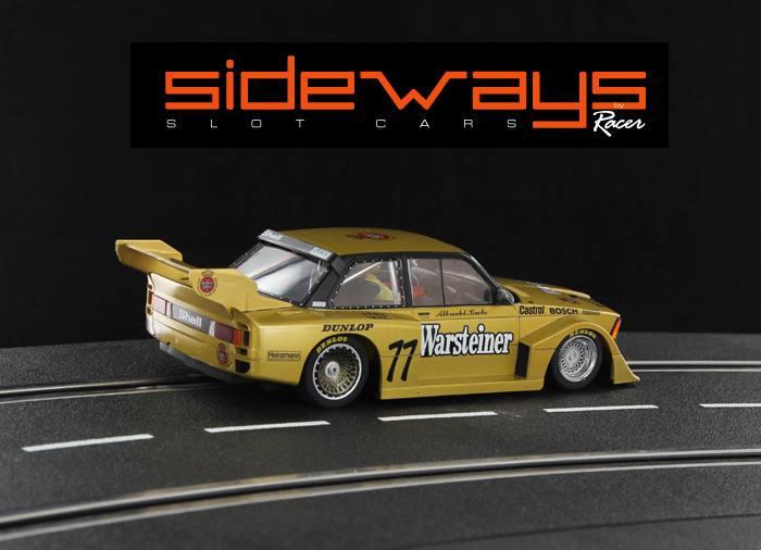 Sideways: la BMW 320 GR.5 - Zandvoort DRM 1979