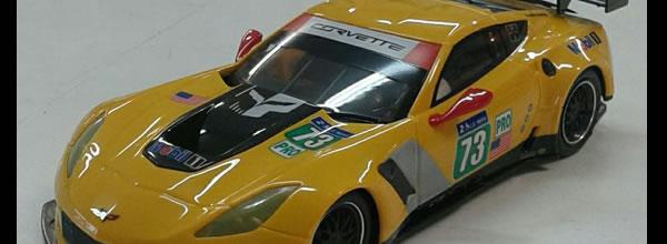 NSR la Corvette C7R - 24h du Mans 2014 #73