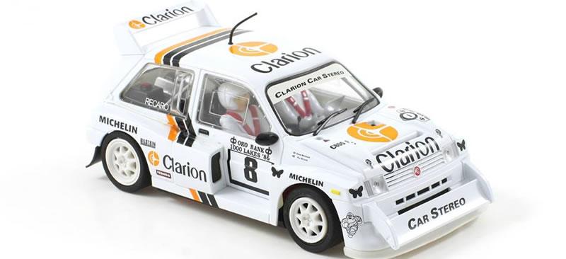 SC-6153 - SC-6153 R -  MG Metro 6 R4 Clarion Rally 1000 lacs 1986.